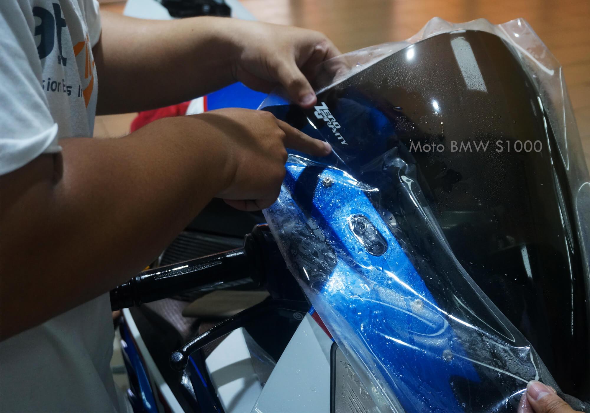 Moto BMW S1000